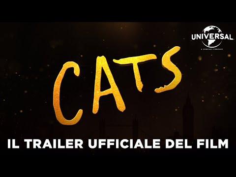 CATS – Trailer italiano ufficiale