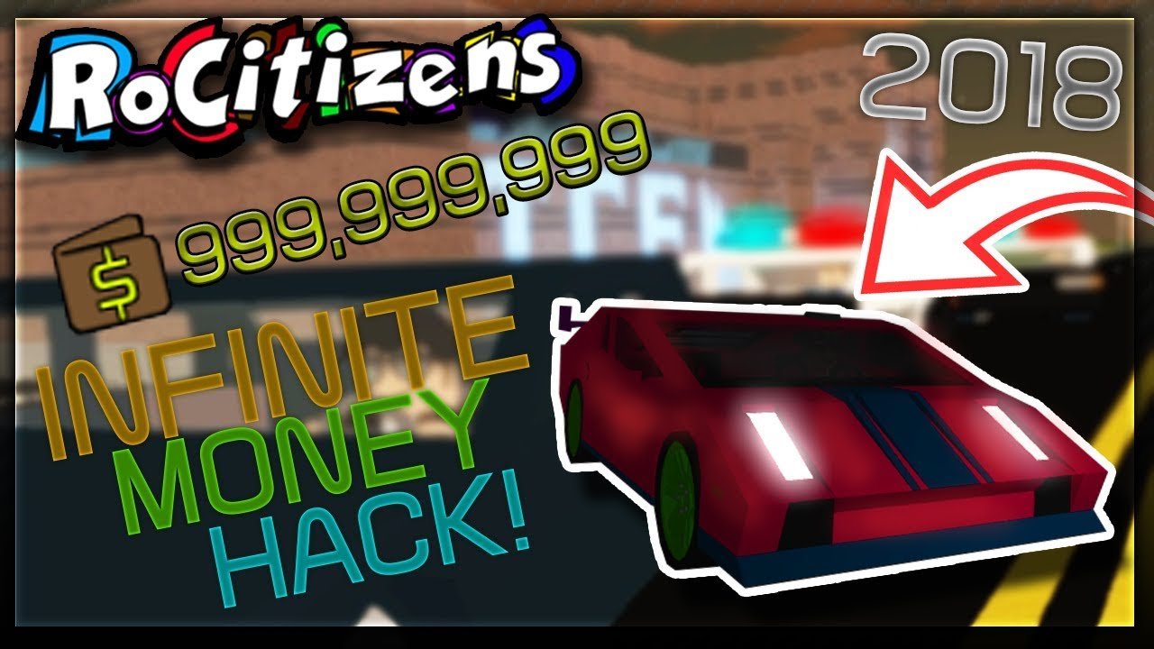 Roblox How To Get Unlimited Money In Rocitizens Infinite