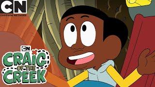 Craig of the Creek | Craig Creates a Time Capsule | Cartoon Network UK