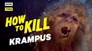 How to Kill Krampus | NowThis Nerd
