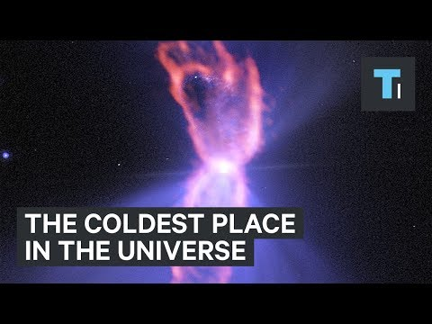 Thumbnail: Astronomers solved the 22-year-long mystery behind the coldest place in the universe