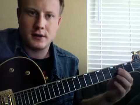 The Maine- My Heroine guitar lesson
