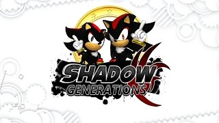 Shadow in Sonic Generations