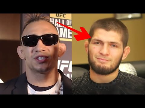 Тони Фергюсон резко ответил Хабибу/Реакция Хабиба на слова Уайта/ Жозе Альдо перед UFC 245