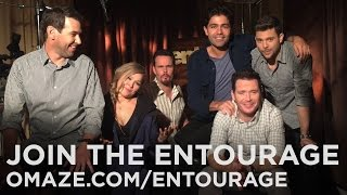 The Cast of Entourage Invites You to the Premiere… and Threatens You