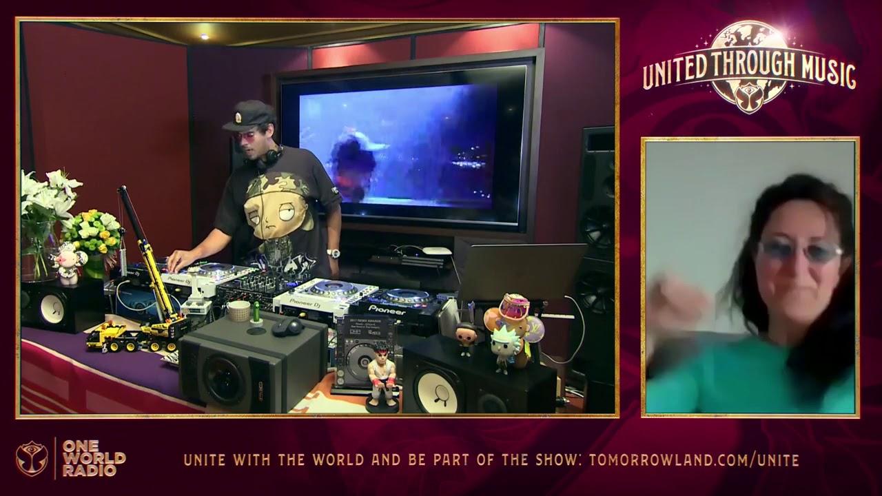 Afrojack ft. ID  - ID @ United Through Music 2020 (Tomorrowland)