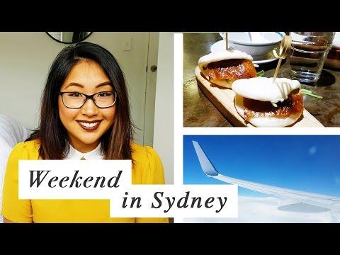 SYDNEY VLOG: Aladdin, Best Food Spots and More
