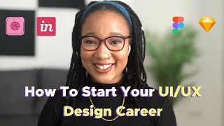 How to become a UI/UX Designer with no experience/degree (PRACTICAL STEPS)
