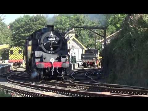 S&DJR Heritage Trust Steam at Midsomer Norton Saturday 17th September 2016