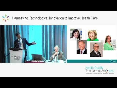 Session 13 - Harnessing Technological Innovation to Improve Health Care