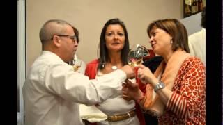 Degustación Quesos Vicente Pastor y Vinos Luberri y Do Ferreiro