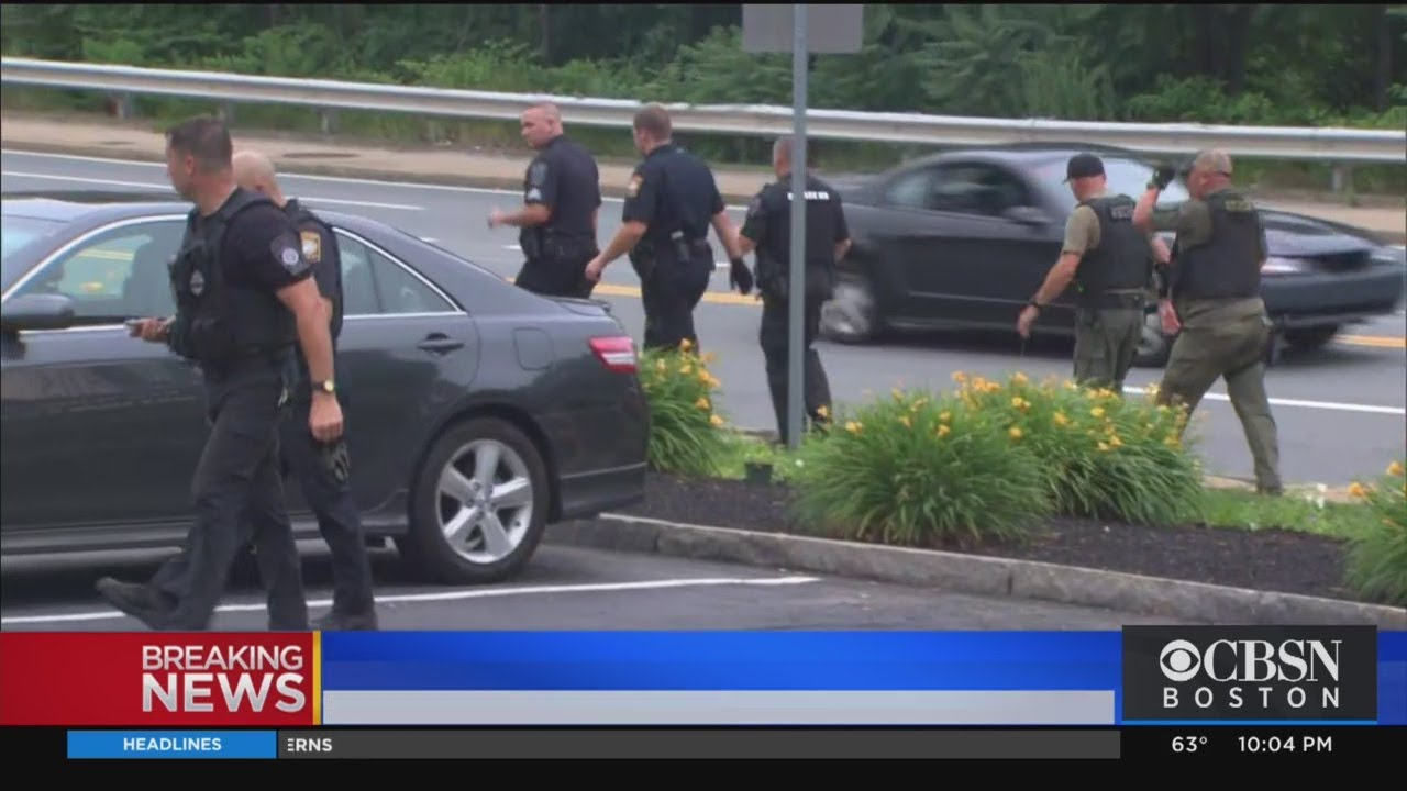 Shoppers Talk Of Fear And Chaos During Shooting At Braintree Mall