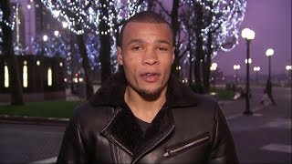 EUBANK JR SAYS DEGALE NEEDS HEART SURGERY, WANTS GROVES AFTER ABRAHAM & DISCUSSES KELL BROOK TWEET