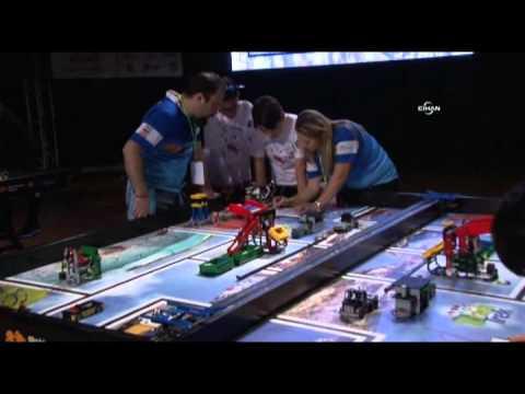 Robotlar çöpsüz Bir Dünya Için Yarıştı