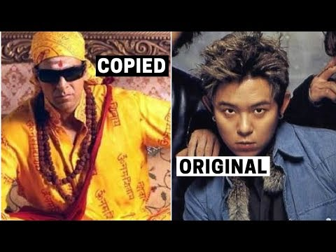 Copied Bollywood Songs And Their Originals   Part - 2