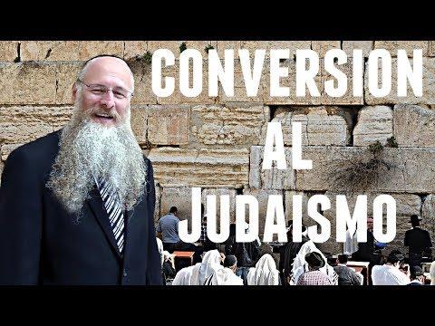 Qué Ocurre cuando una Persona se Convierte al Judaísmo from YouTube · Duration:  6 minutes 26 seconds