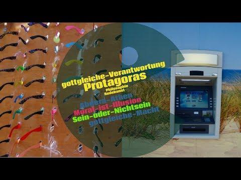 Protagoras und der Sinn des Lebens - Interview mit DocWunderbar