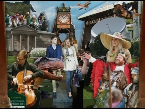 Visit Chester and Cheshire - Tourist Information Animation - Things to do in Chester and Cheshire