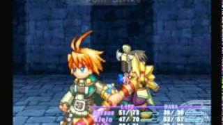 Atelier Iris - Eternal Mana - Barrels and Gameplay