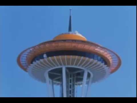 Vintage Video from Seattle's 1962 World's Fair Opening Day