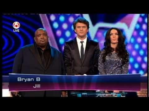 Spannende Finale TWI 2012 Bryan B tegen Jill van Leeuwen
