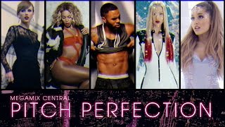 """""""PITCH PERFECTION"""" - 50+ Songs Mashup by Megamix Central"""