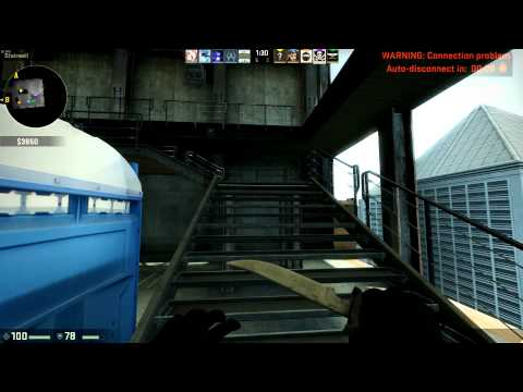 how to fix connection problem in cs go