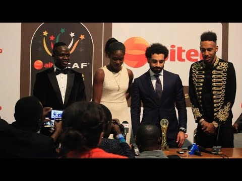 Football: Salah wins African Player of the Year award
