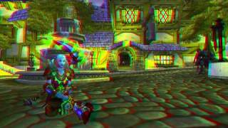 World of Warcraft - Anaglyphic Loop
