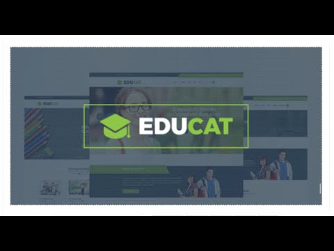 Educat – Education Bootstrap Template by DevItems | ThemeForest Download