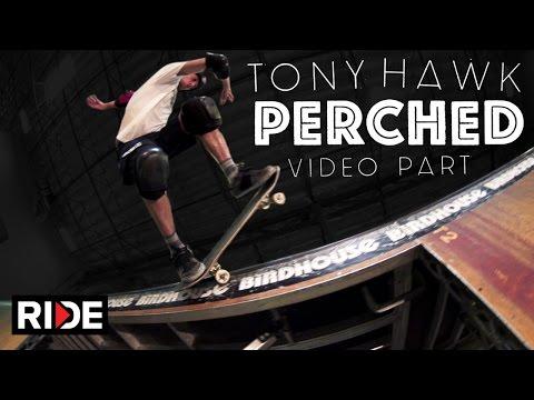 Tony Hawk 2014 Video Part - Perched