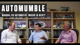 Automumble - Manual Vs Automatic: Which Is Best? (UK)