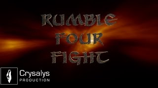 Rumble Four Fight Teaser 1.5