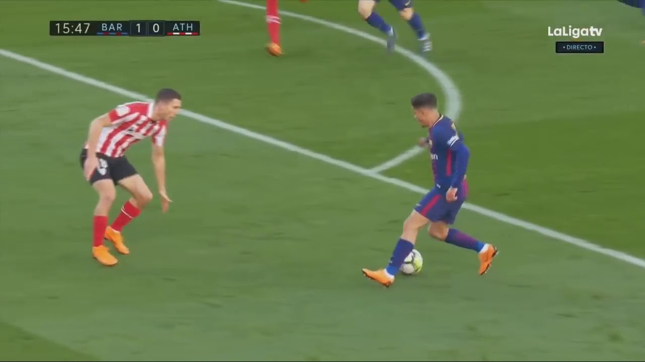 Barcelona vs Athletic Bilbao 2 0 All Goals & Extended ...