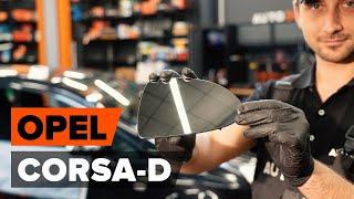Guide vidéo pour débutants sur les réparations les plus courantes pour Opel Corsa S93