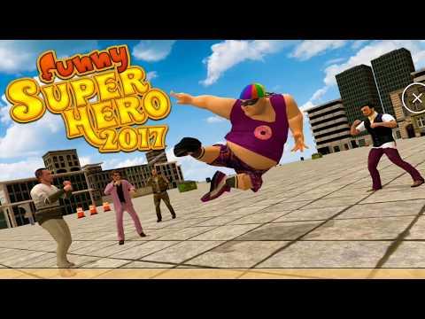 Funny Super Hero 2017 - Unlock New SuperHero | Android Gameplay #3 |