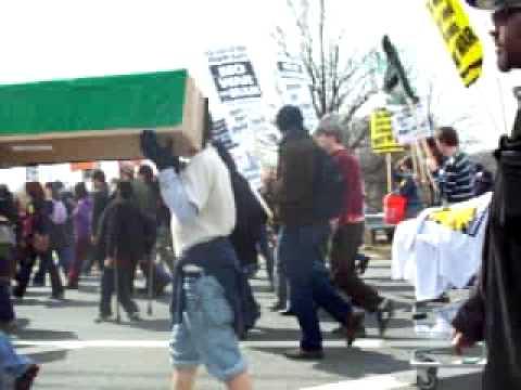 March On Washington, D.C. 03/21/09