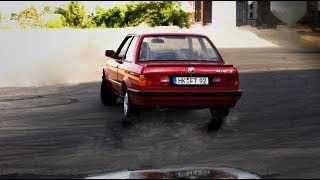 BMW E30 318is Drift Fun