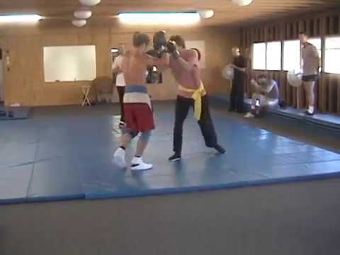 Stephen V Michael Cheng Hsin boxing