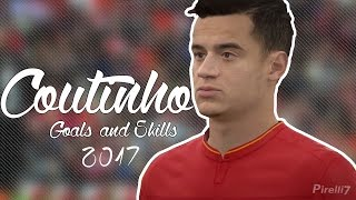 FIFA 17: PHILIPPE COUTINHO Super Goals & Skills 2017 |PURE SHOW| 60fps by Pirelli7