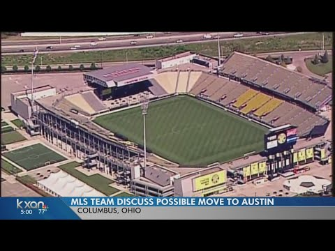 MLS Columbus Crew looks to Austin for possible move