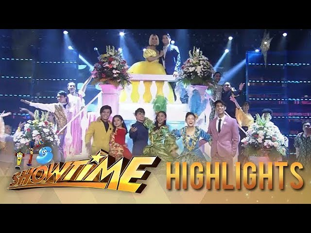 "It's Showtime: Vice, Richard, and the love teams of ""Fantastica"" deliver a magical performance"