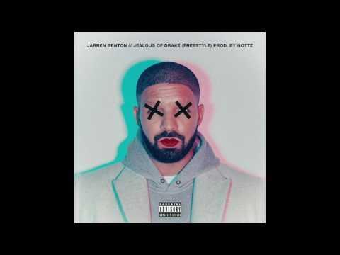 Jarren Benton - Jealous Of  Drake Freestyle