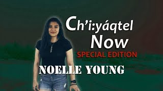 Ch'i:yáqtel NOW!! SPECIAL EDITION | Bear Image w/ Noelle Young