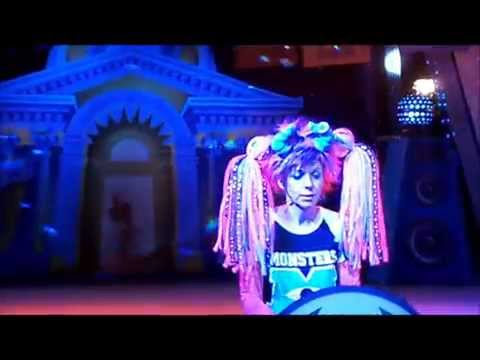 Monsters University Dance Party with Monster DJ Wendy Walker