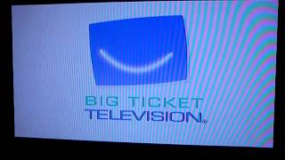 Big Ticket Television/CBS Television Distribution (2012, HD!)