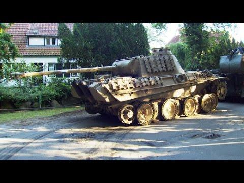 bundeswehreinsatz-in-heikendorf:-bergung-eines-wehrmachtspanzers