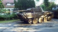 Bundeswehreinsatz in Heikendorf: Bergung eines Wehrmachtspanzers