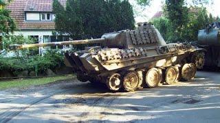 Bundeswehreinsatz in der Tiefgarage: Bergung eines Wehrmachtspanzers