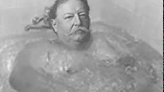 President Taft Is Stuck In The Bath Clip Ready